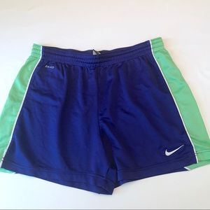 Nike running shorts, size Large